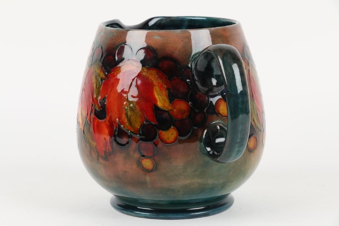 Moorcroft Pottery Pitcher - 2