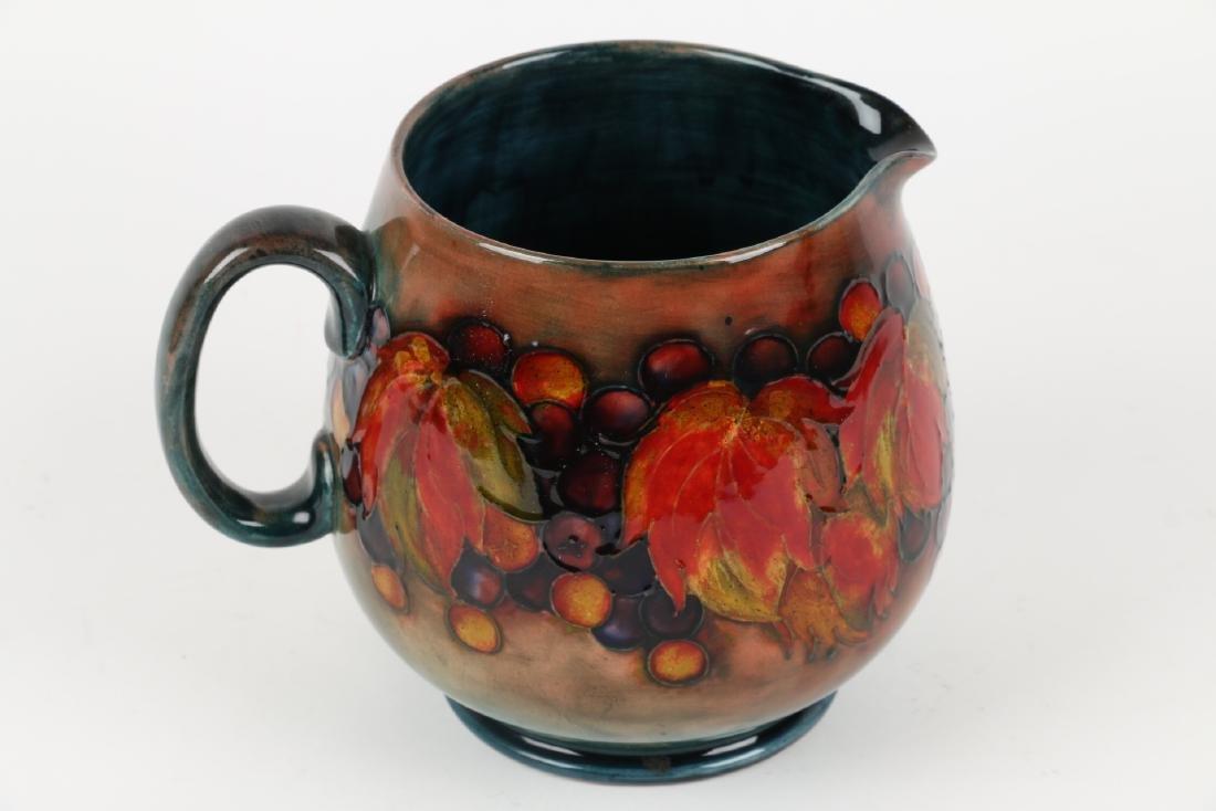 Moorcroft Pottery Pitcher - 3