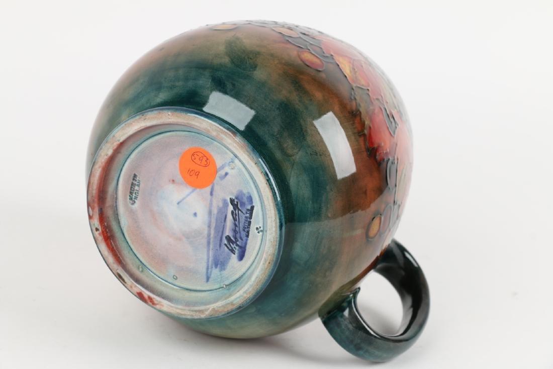 Moorcroft Pottery Pitcher - 6