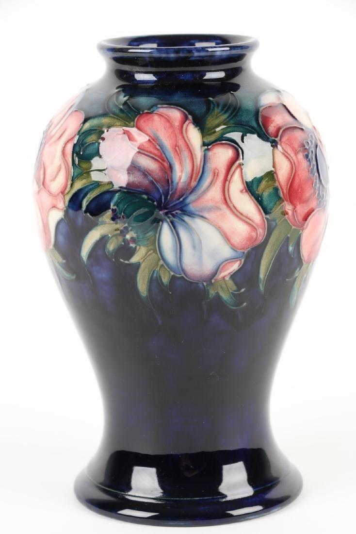 Moorcroft Pottery Vase - 3