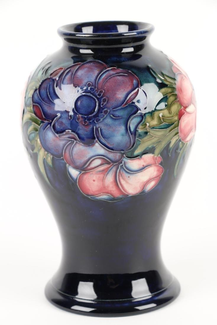 Moorcroft Pottery Vase - 5