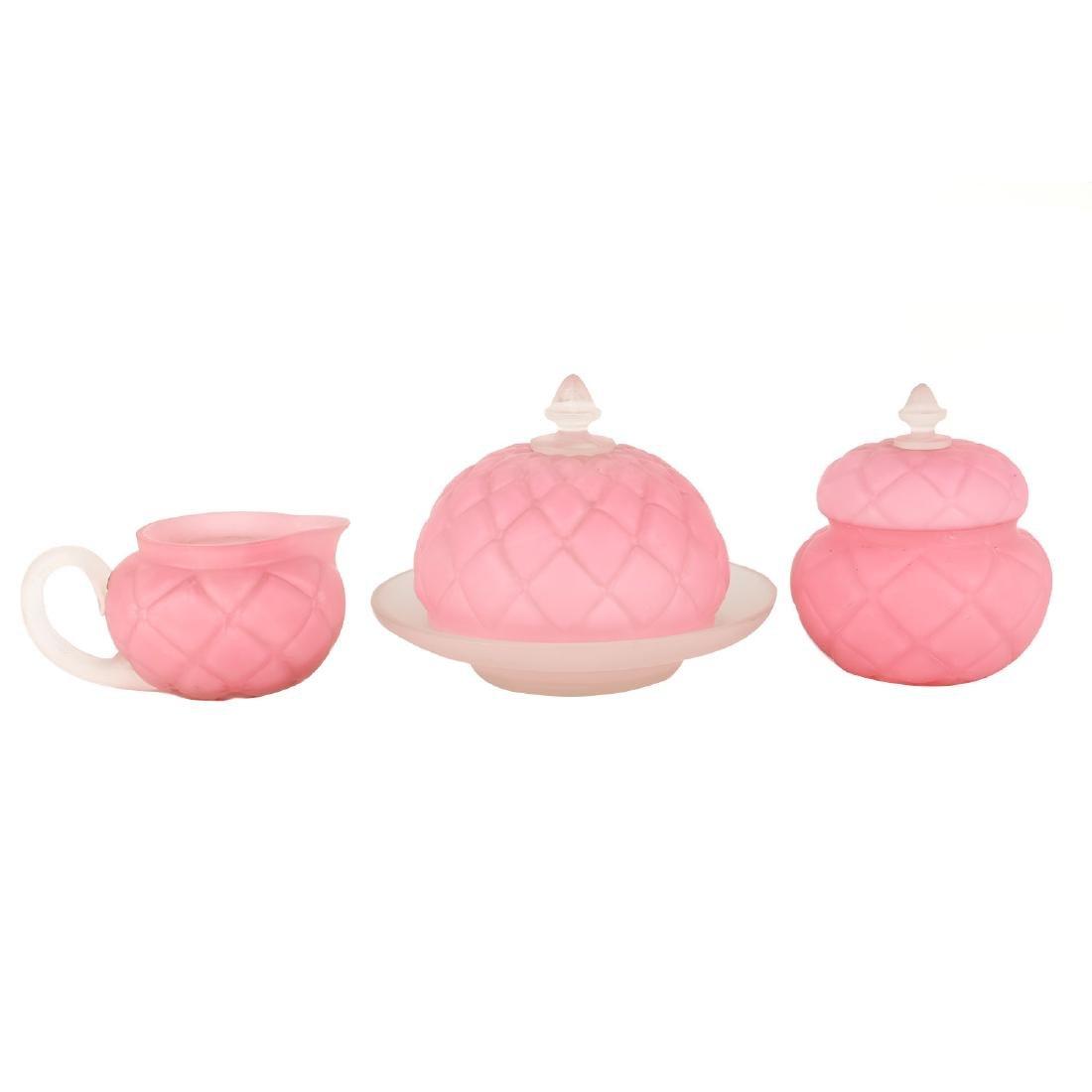 Florette Pink Breakfast Set