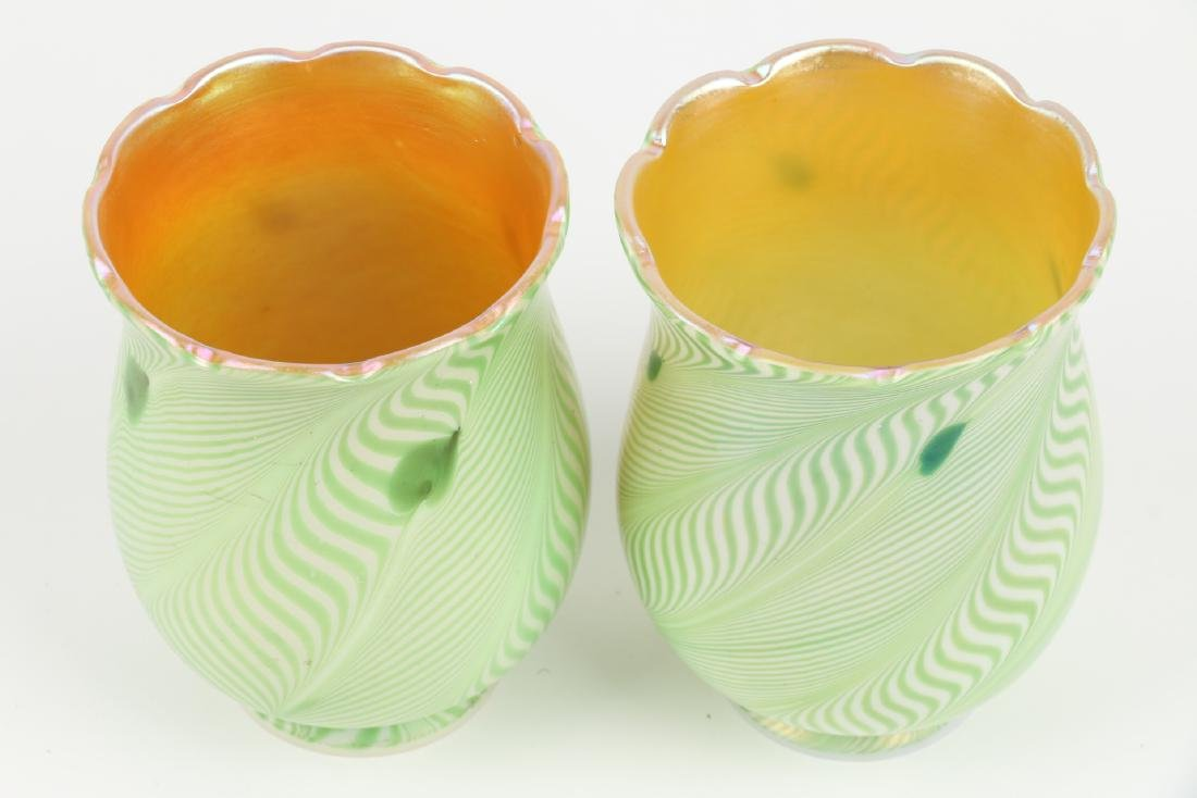Steuben Art Glass Shades - 3