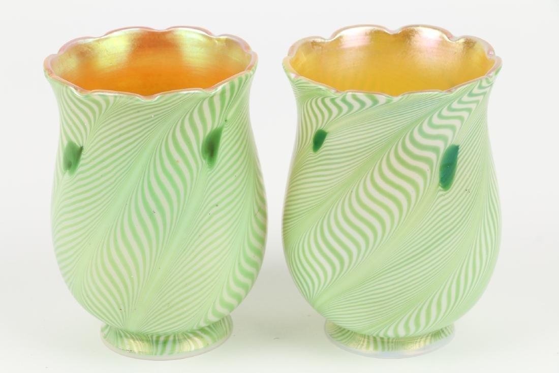 Steuben Art Glass Shades - 4