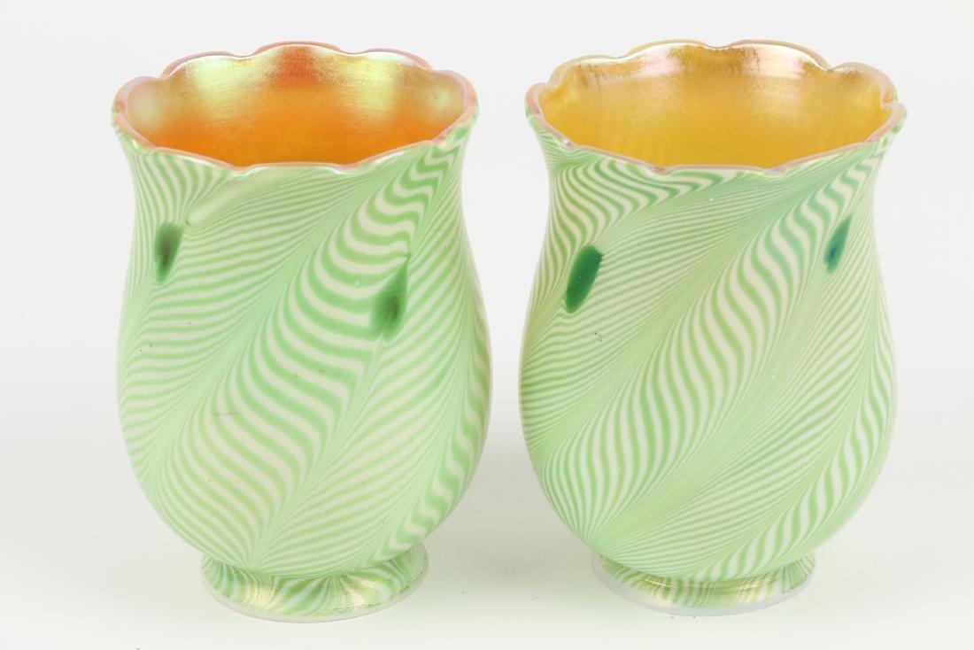 Steuben Art Glass Shades - 5