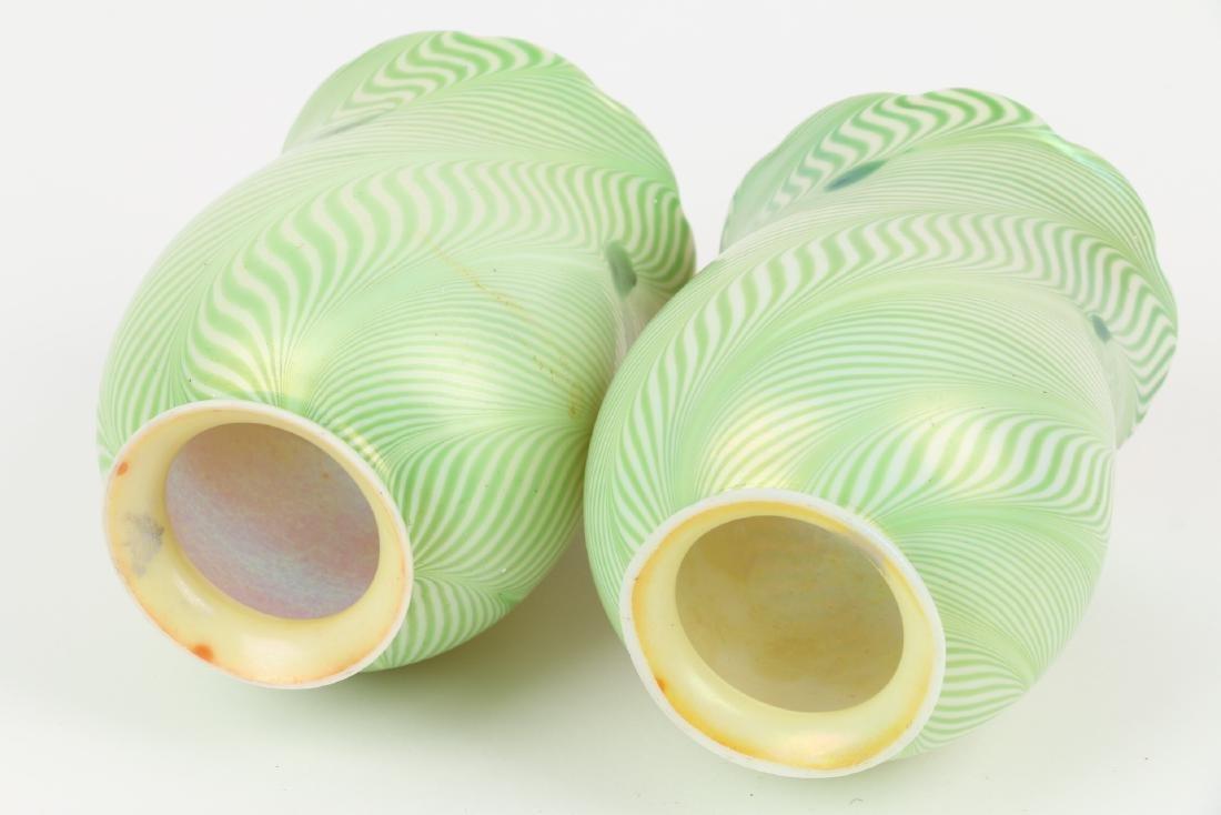 Steuben Art Glass Shades - 6