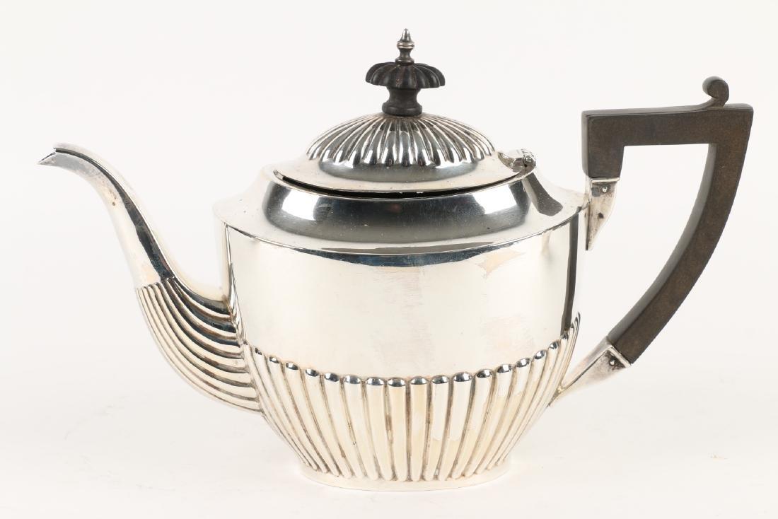 Sterling Silver Tea Service - 2