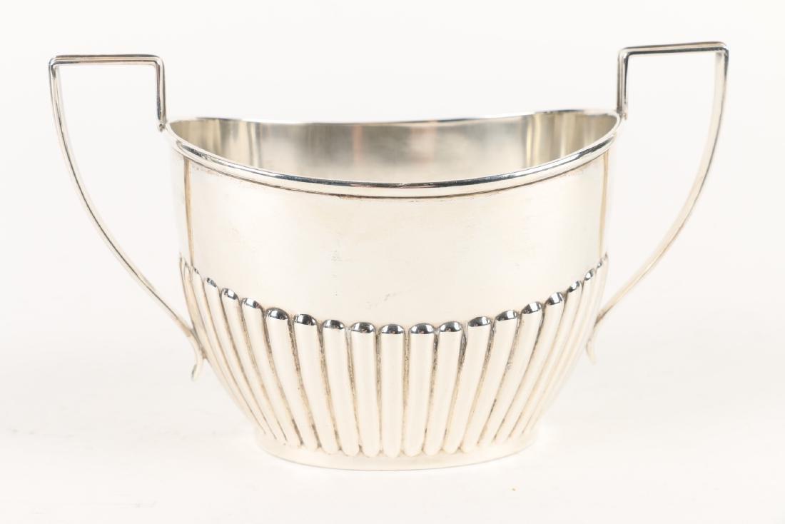 Sterling Silver Tea Service - 6
