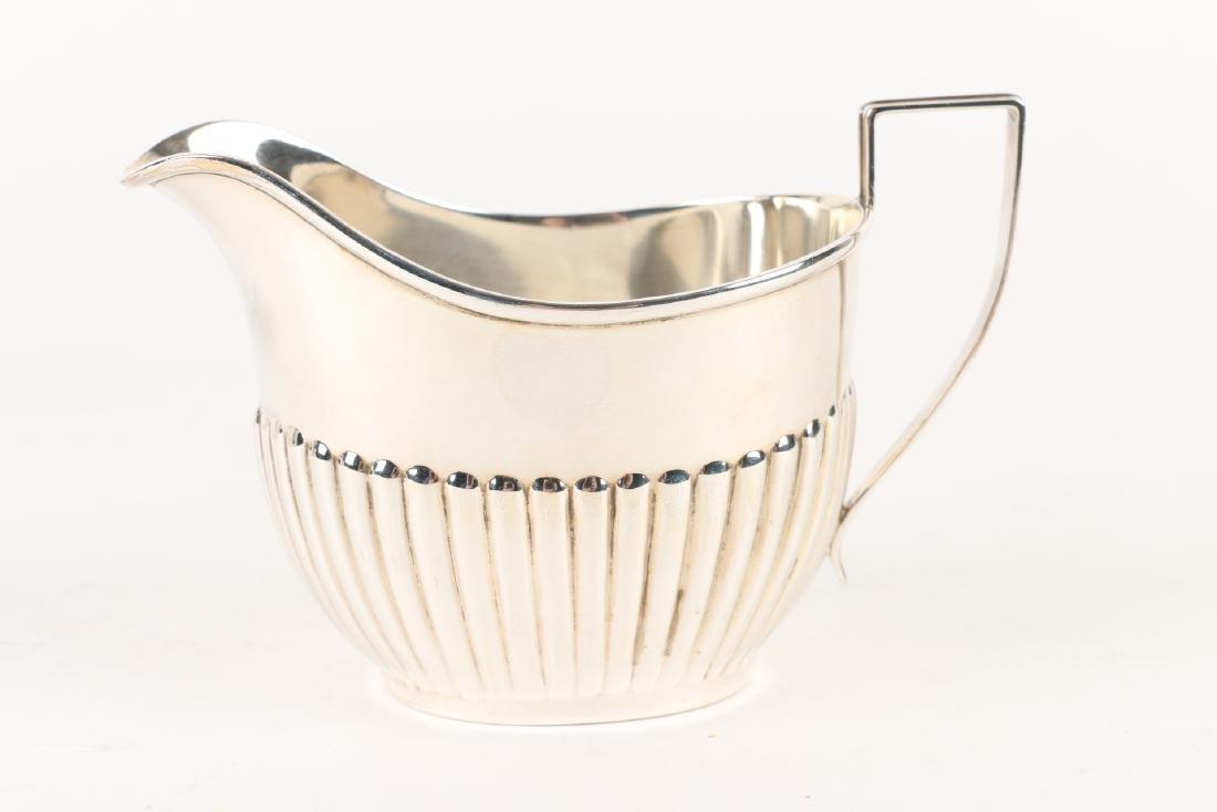 Sterling Silver Tea Service - 8