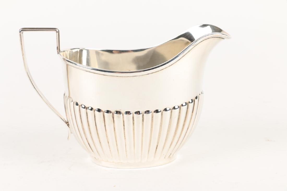 Sterling Silver Tea Service - 9