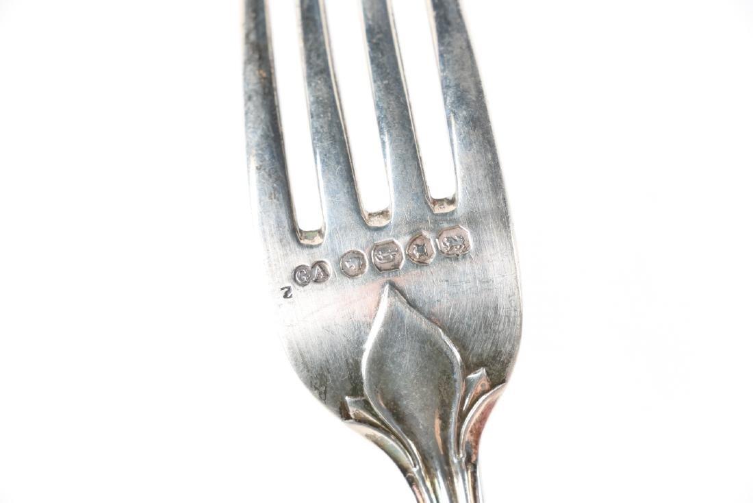 Adams Sterling Silver Flatware - 5