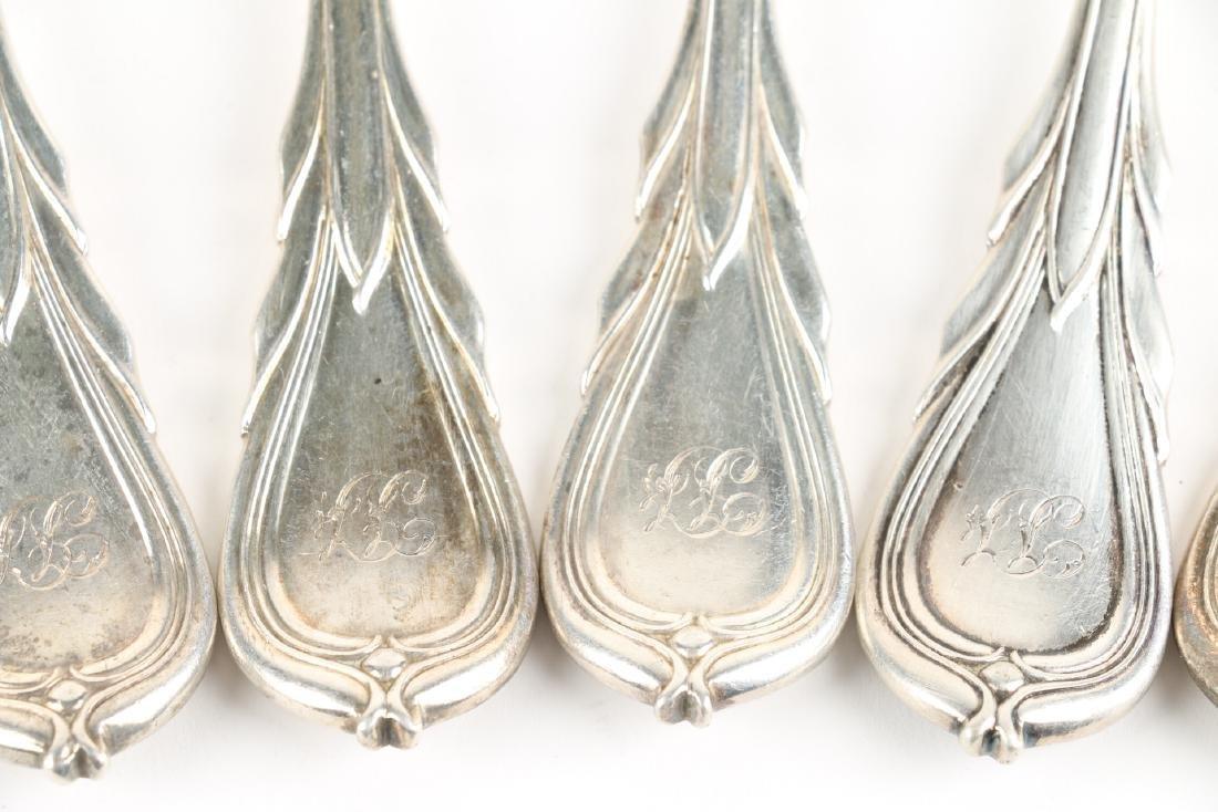 Adams Sterling Silver Flatware - 7