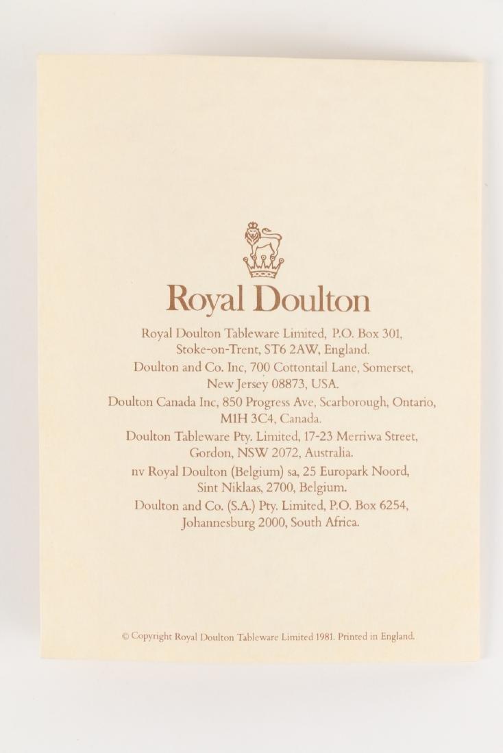 """Royal Doulton """"Queen of Sheba"""" Figurine - 10"""