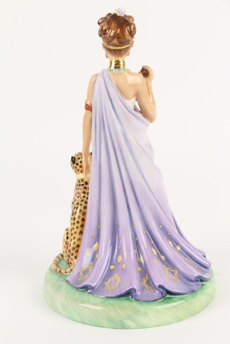 """Royal Doulton """"Queen of Sheba"""" Figurine - 5"""