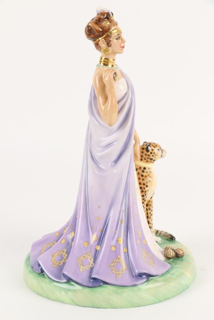 """Royal Doulton """"Queen of Sheba"""" Figurine - 6"""