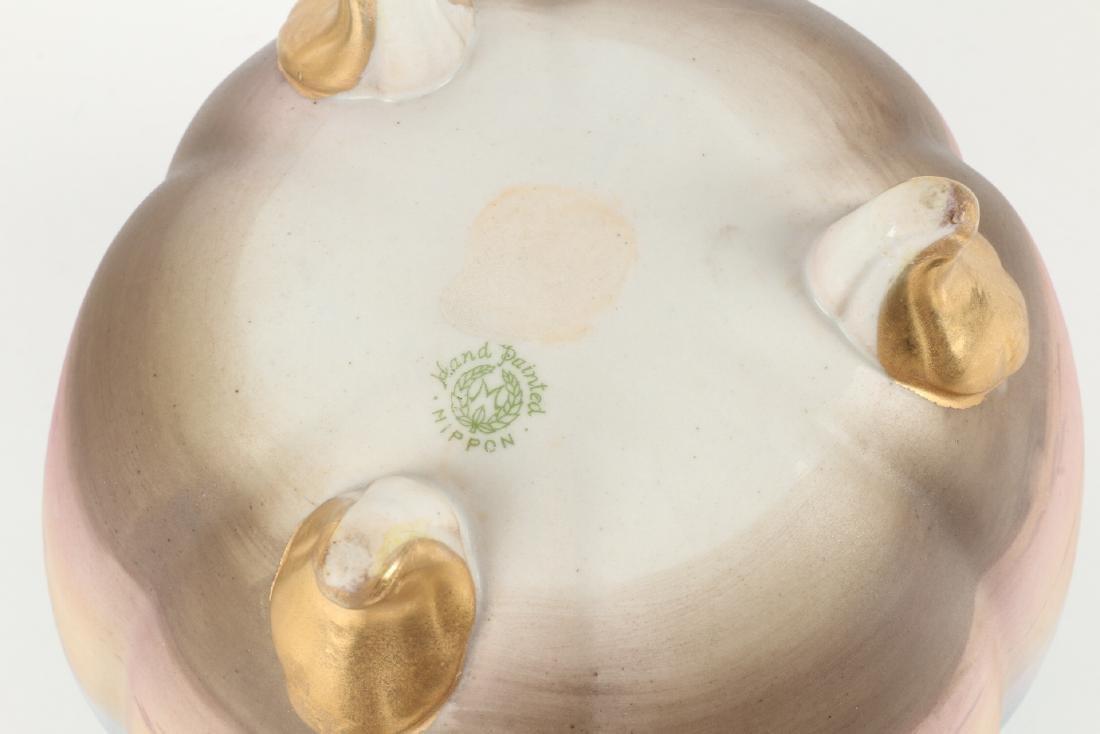 Morimura Bros. Nippon Biscuit Jar - 8