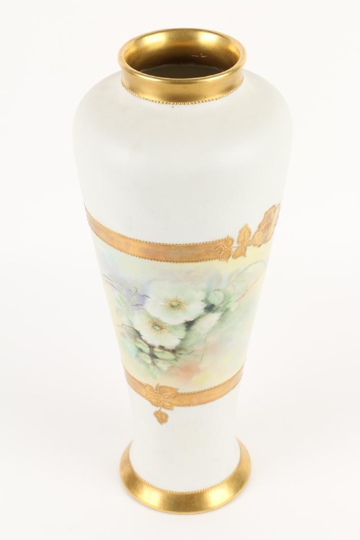 Limoges Vase, France - 2