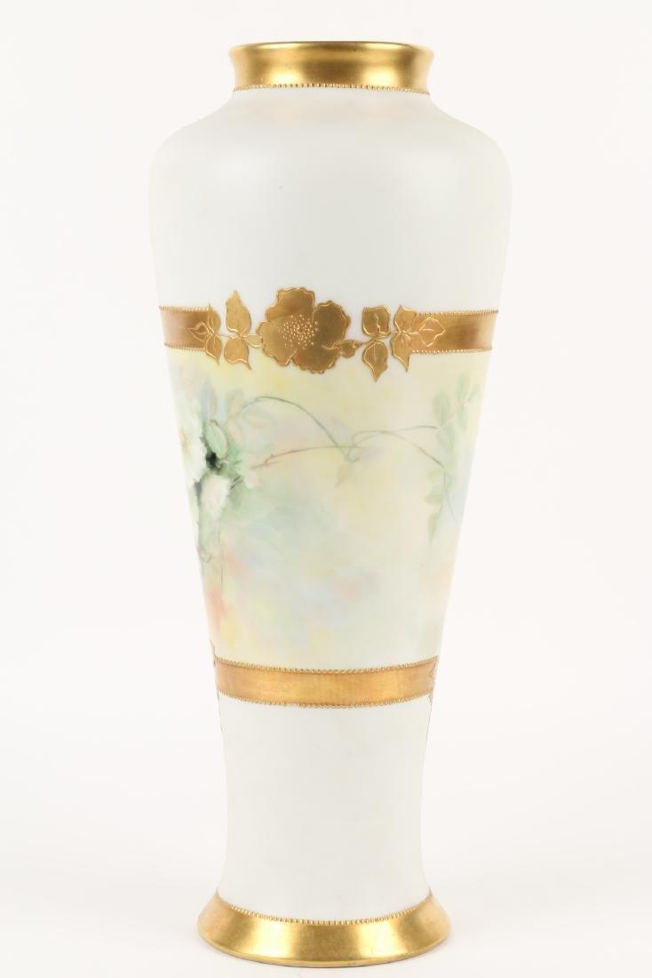 Limoges Vase, France - 3