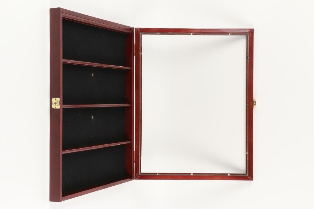 Sports Card Display Case - 2