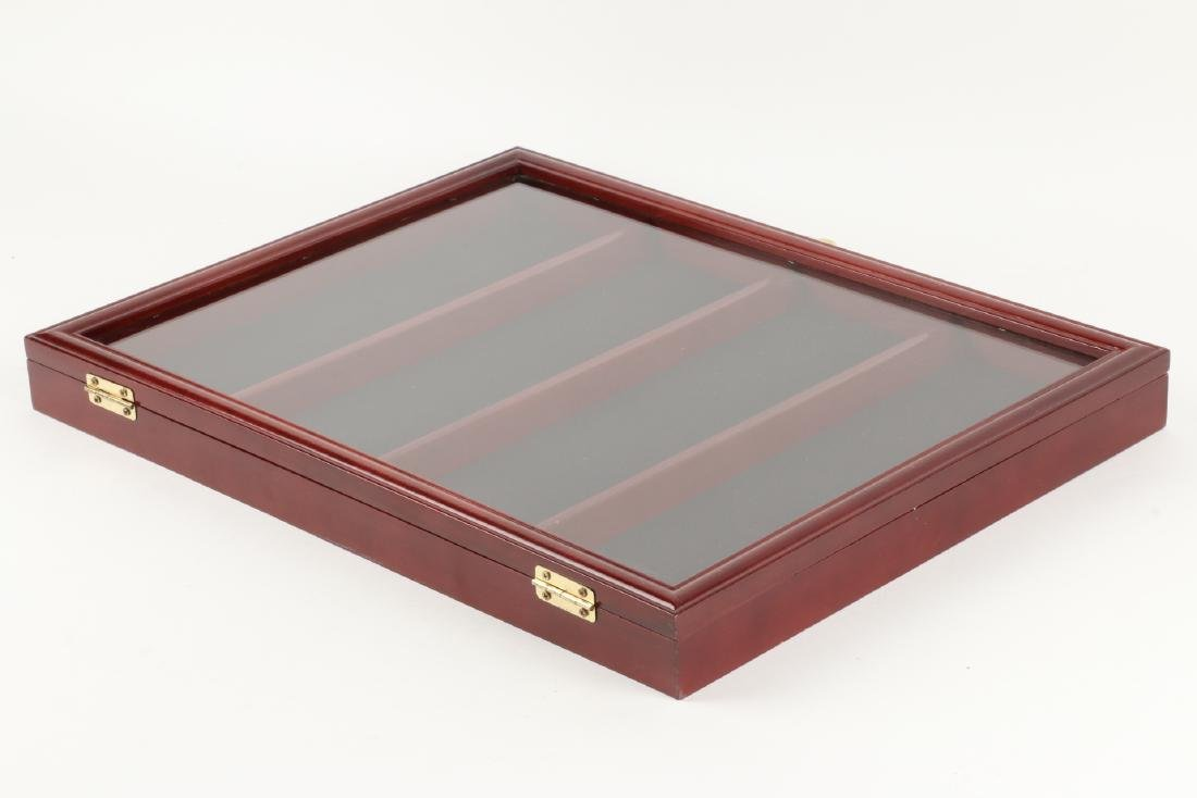 Sports Card Display Case - 3