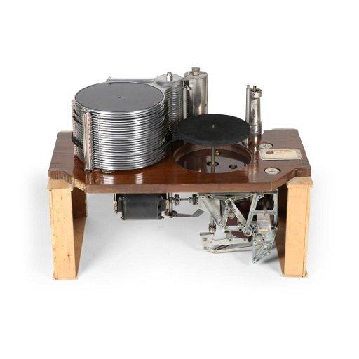 Jukebox Wurlitzer 1015 Mechanism