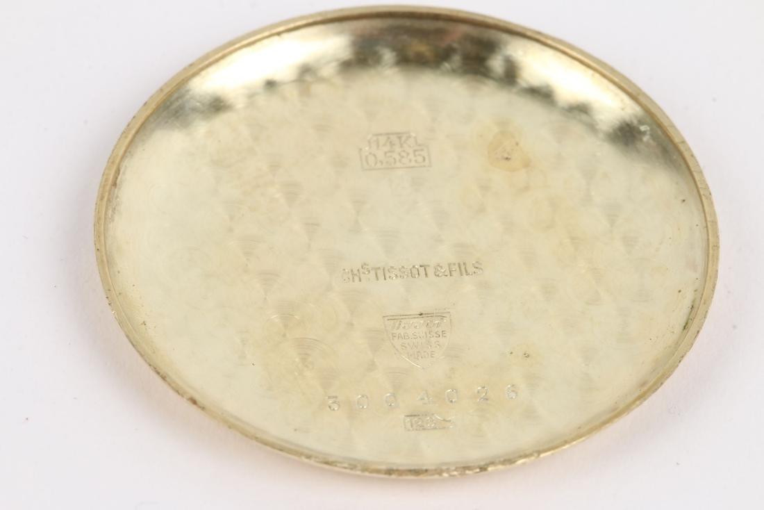 Tissot, Antimagnetique Wristwatch - 8