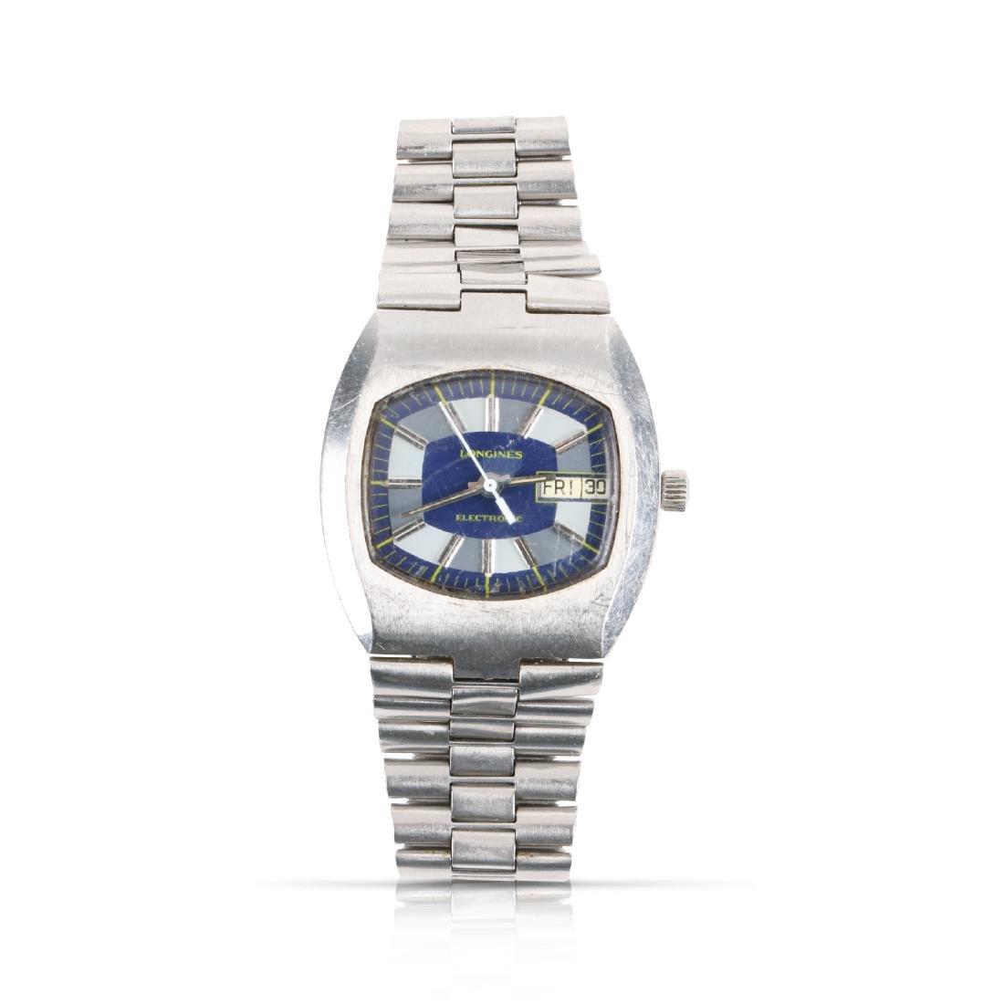 Longines, Electronic Wristwatch