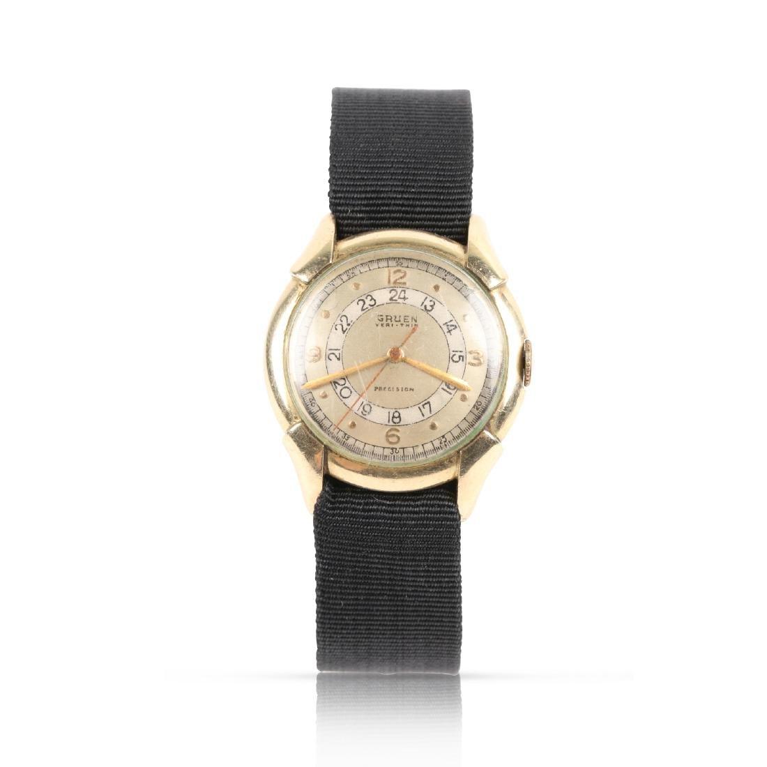 Gruen, Veri-Thin Wristwatch