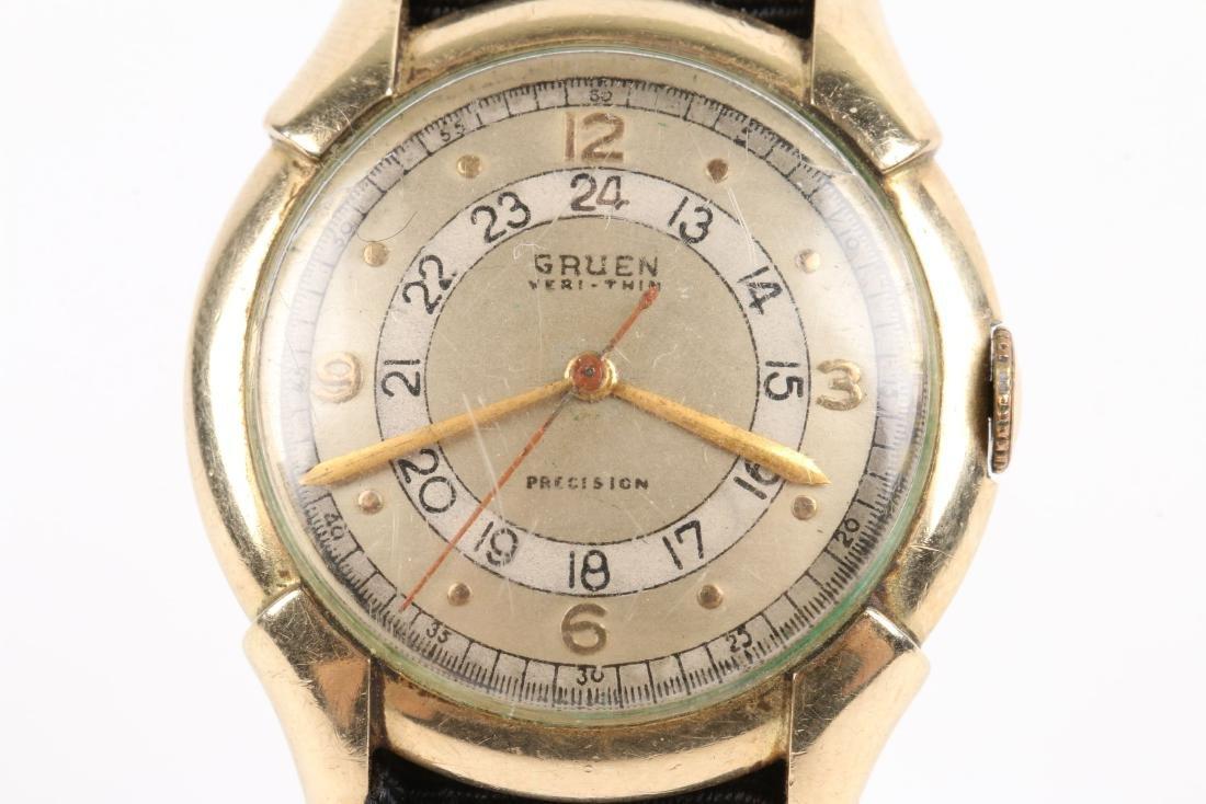 Gruen, Veri-Thin Wristwatch - 2