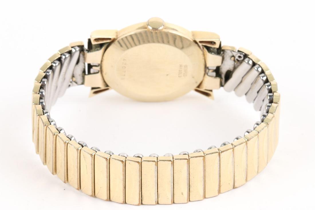 Benrus, 14K Gold, Ref. DN21 - 4