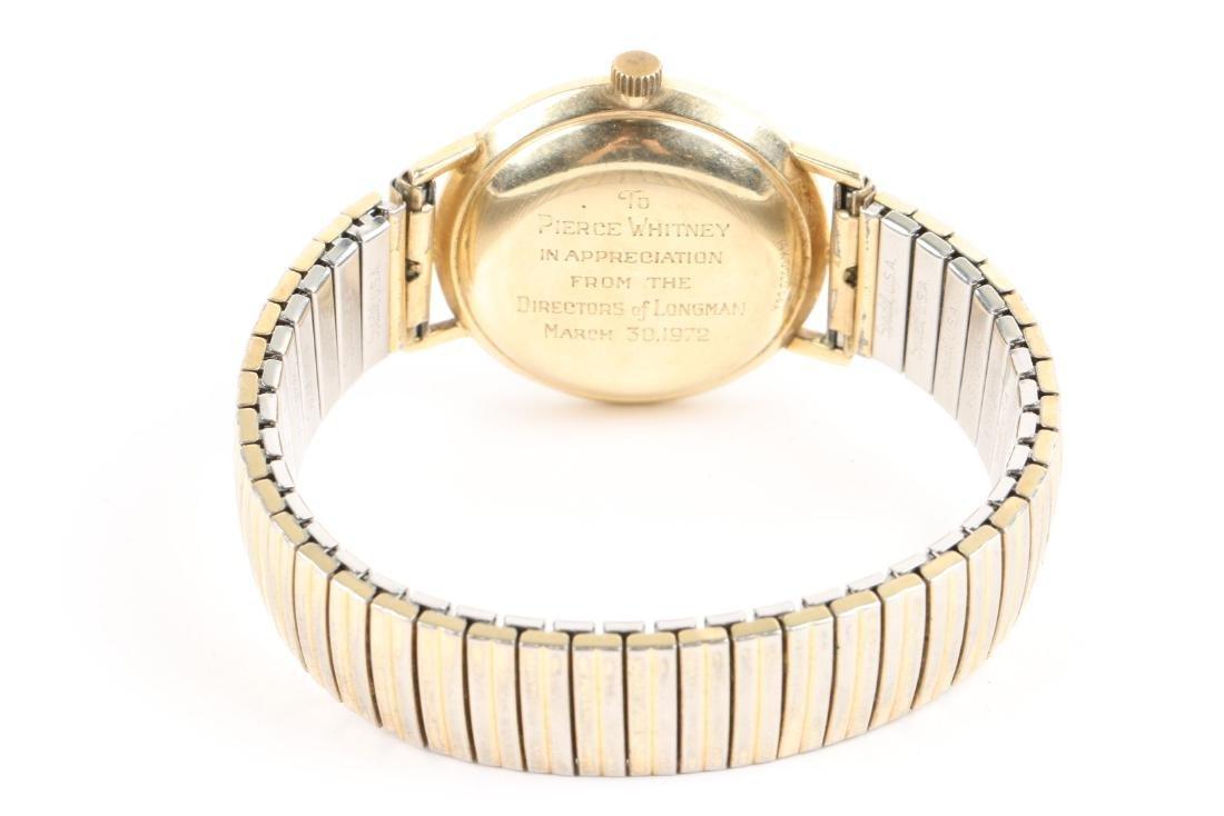 "Eternamatic, 14K ""1000"", Ref. Wristwatch - 4"