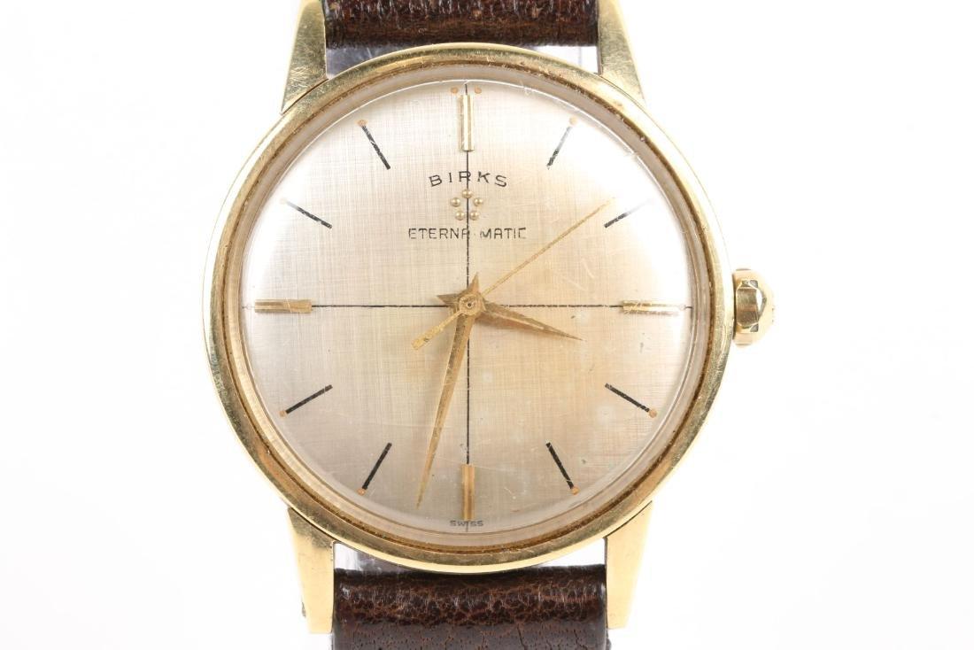 Birks, 14K Eternamatic Wristwatch - 2