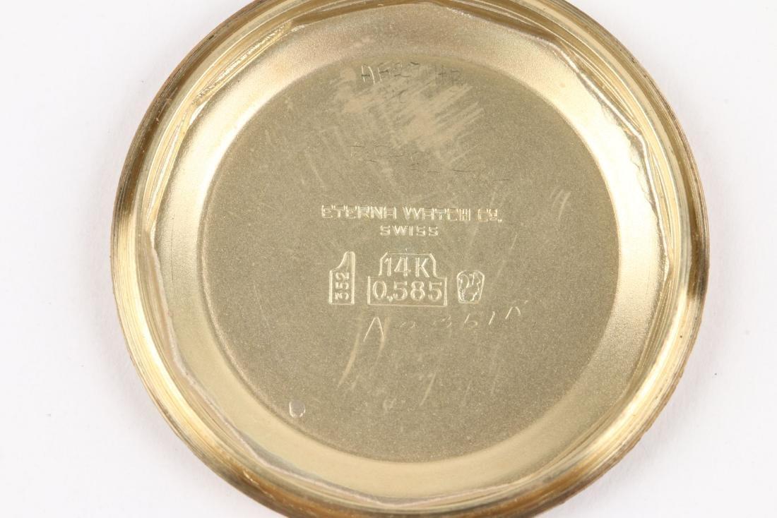 Birks, 14K Eternamatic Wristwatch - 6
