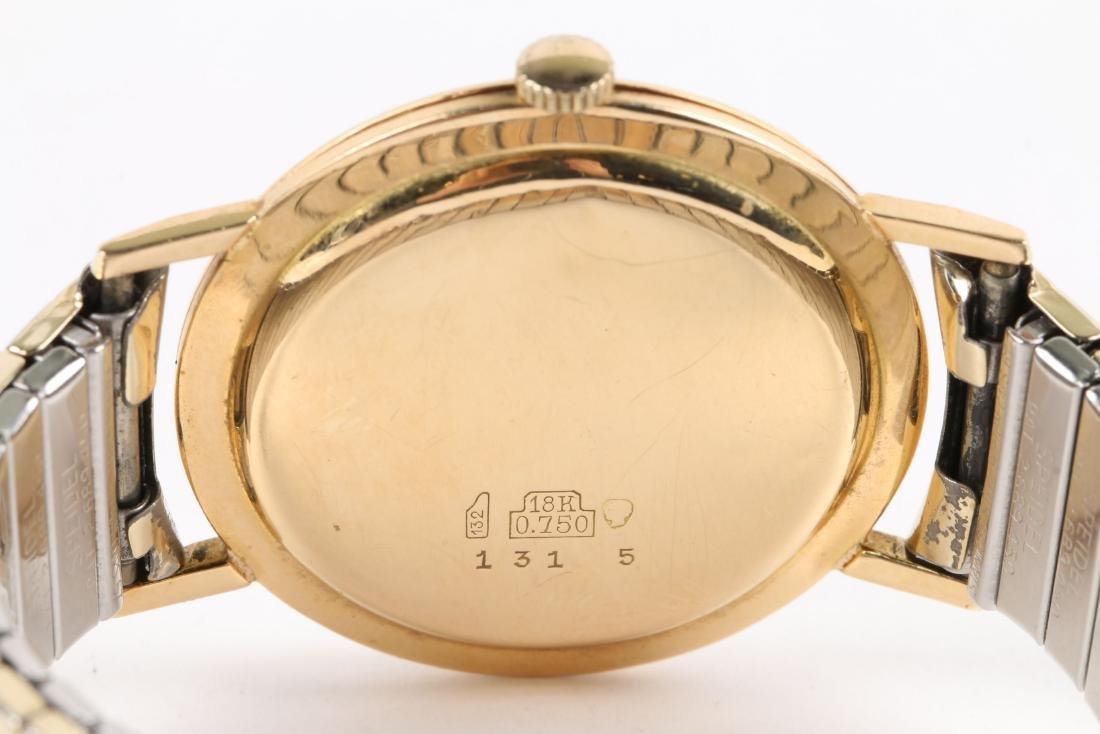 Swiss, 18K Giwor Wristwatch - 5