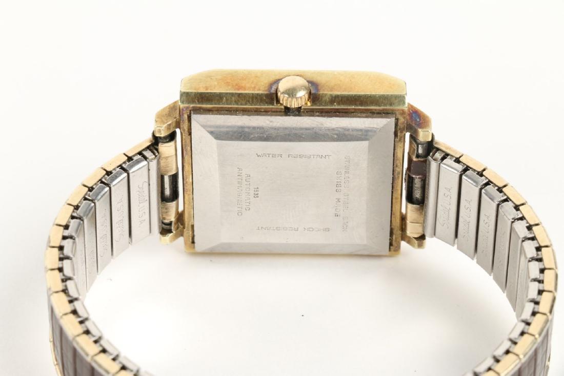 Bucherer, Officially Certified Chronometer, Ref. 1535 - 4