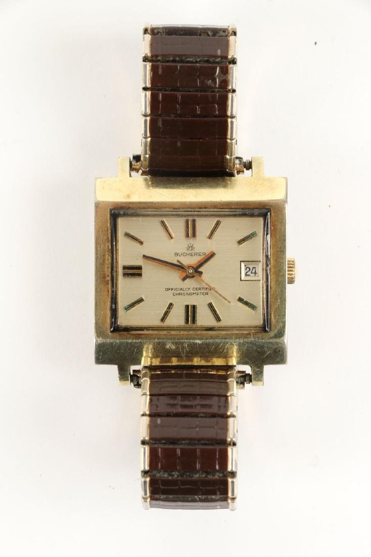 Bucherer, Officially Certified Chronometer, Ref. 1535 - 5