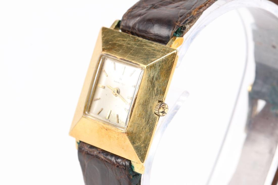 Hamilton, 18K Lady's Cocktail Watch - 3