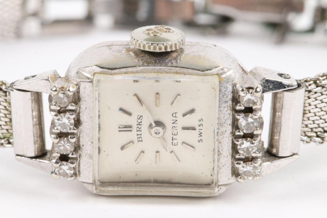 Birks , 14K Eterna Cocktail Wristwatch - 2