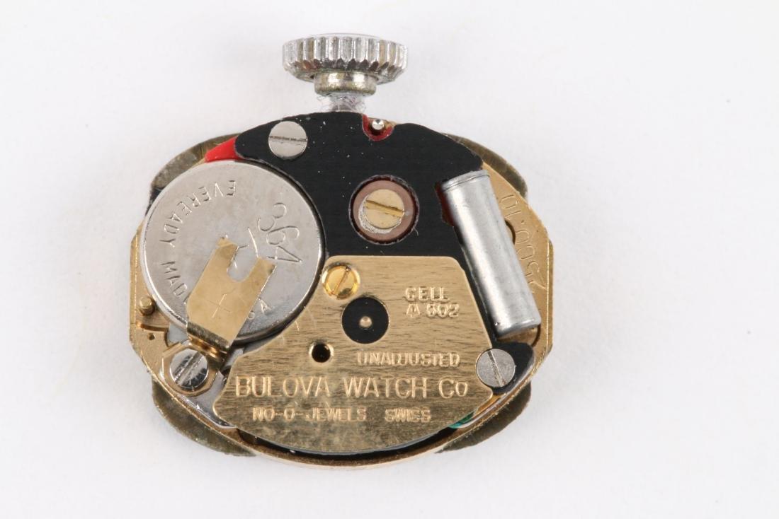 "Gruen, 14K ""Precision"" Lady's Cocktail Watch - 8"