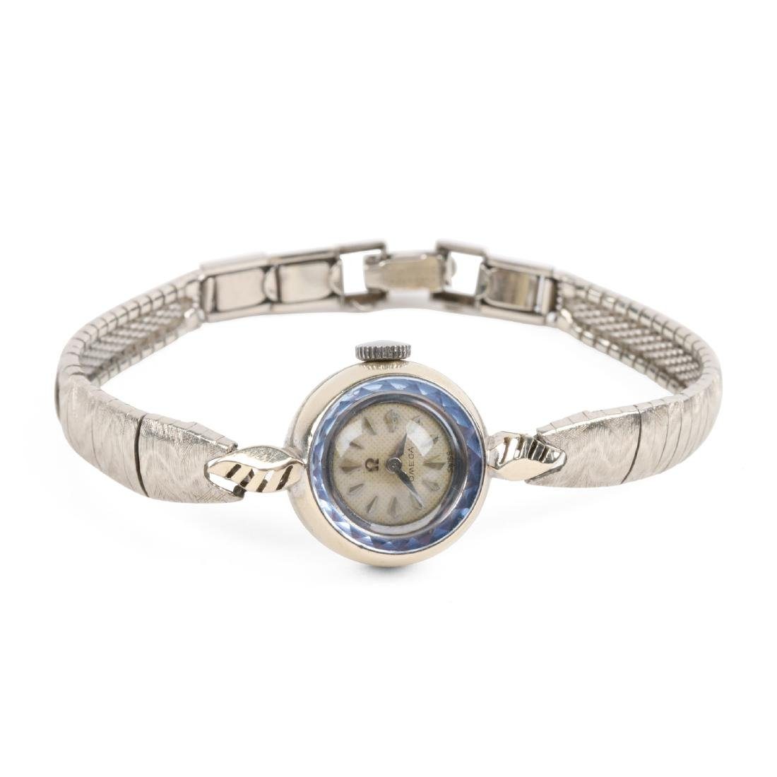 Omega, 14K Lady's Cocktail Watch