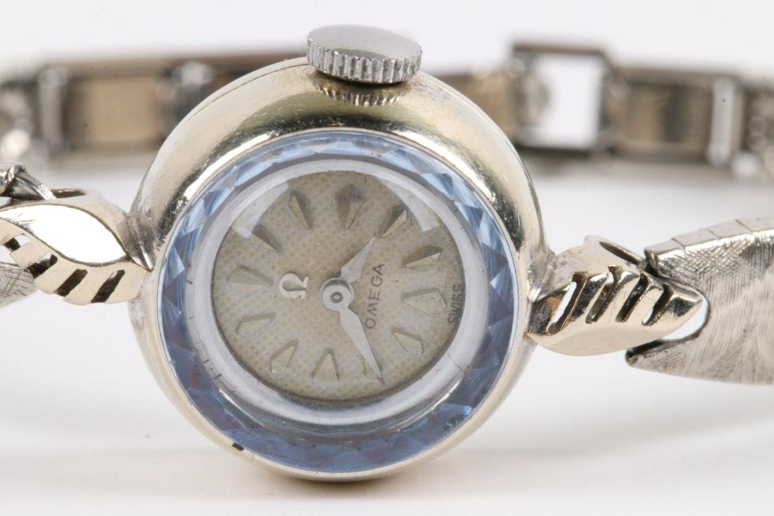 Omega, 14K Lady's Cocktail Watch - 2