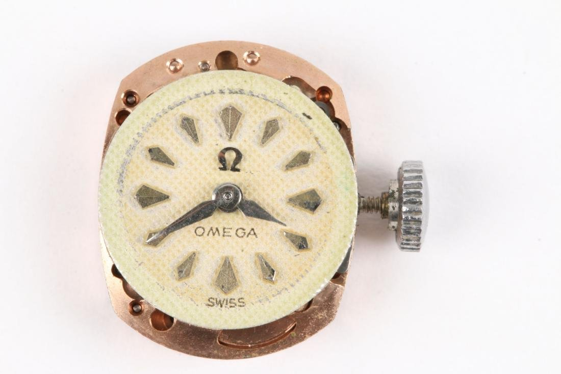 Omega, 14K Lady's Cocktail Watch - 8