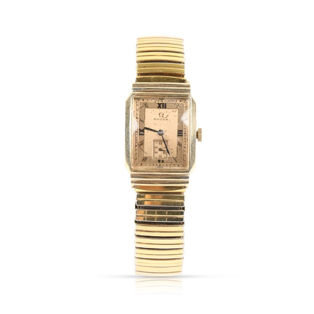 Omega, 1940s Dress Wristwatch