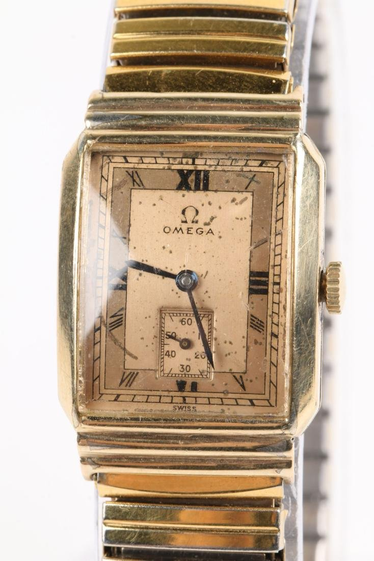 Omega, 1940s Dress Wristwatch - 2