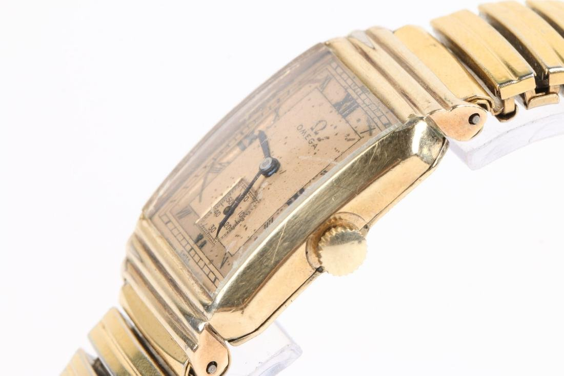 Omega, 1940s Dress Wristwatch - 3