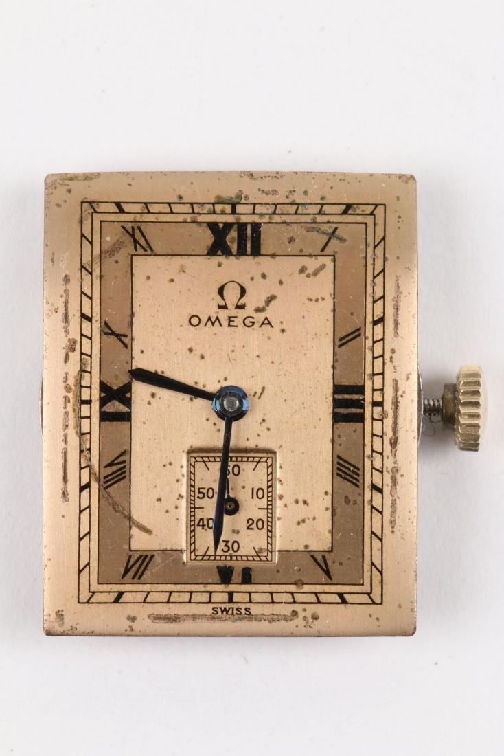 Omega, 1940s Dress Wristwatch - 7