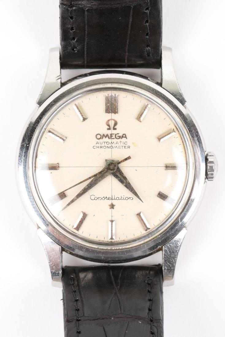 Omega, Constellation, Ref. Cal. 551 - 2