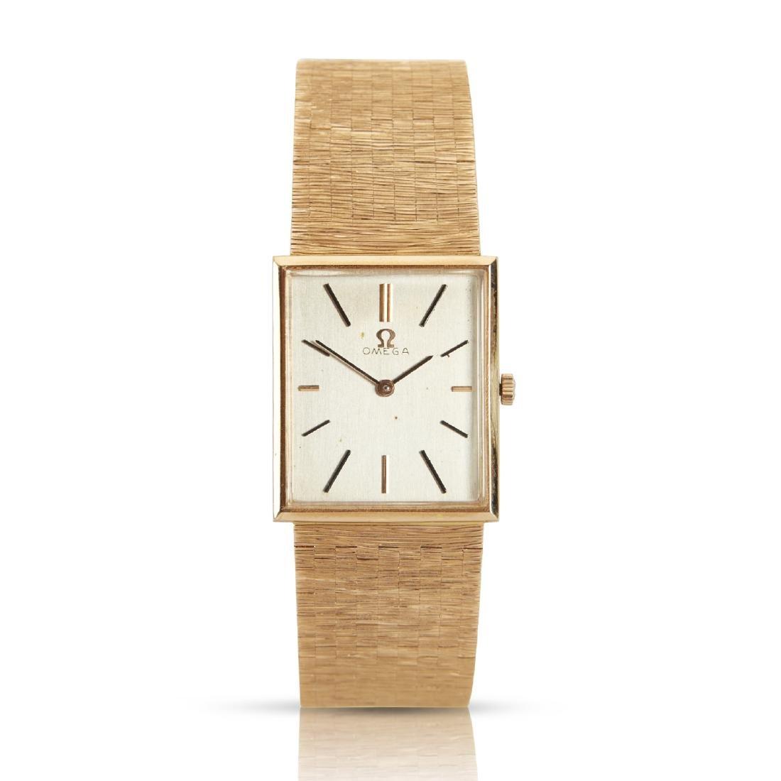 Omega, 18K Dress Watch, Ref. Cal. 620