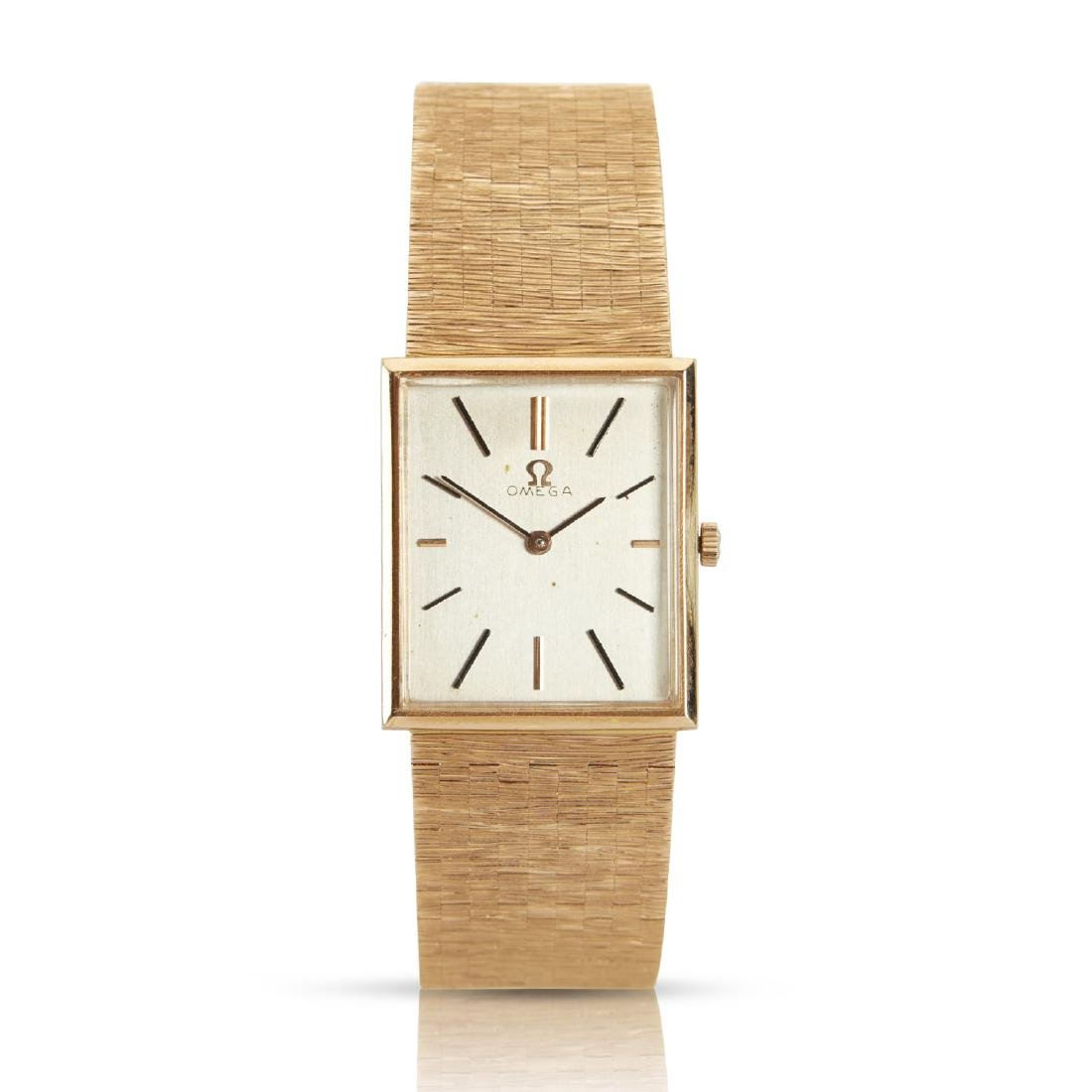 Omega, 18K Dress Watch, Ref. Cal. 620