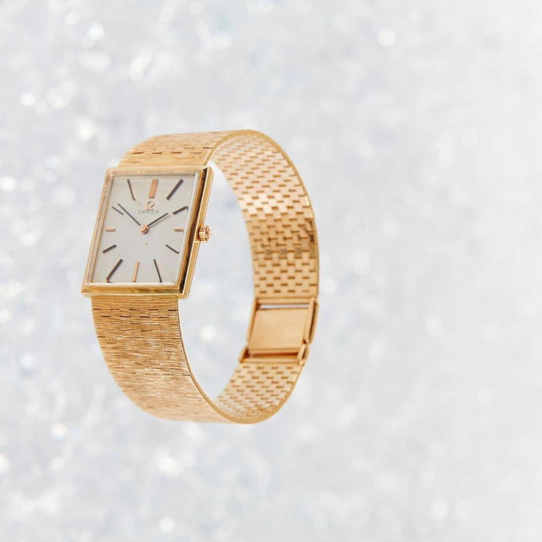 Omega, 18K Dress Watch, Ref. Cal. 620 - 2